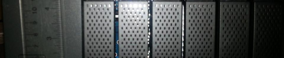 Professional NAS installation