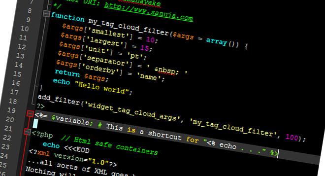 Customizing The Editor For Coding Sanuja Senanayake