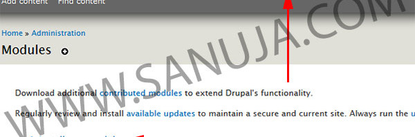 Introduction to Drupal modules
