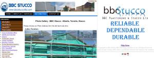 BBC Stucco